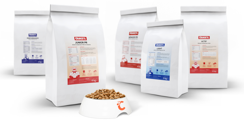 CROQ&CO le spécialiste de la nutrition pour chiens et chats