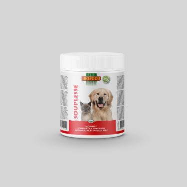 Herbes Naturelles Souplesse pour chien et chat mini format BIOFOOD by CROQ&CO